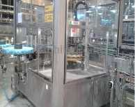 Go to PET labelling machine KRONES Contiroll