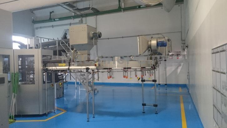 SIDEL - SBO Univeral 16/20 - Used machine - MachinePoint