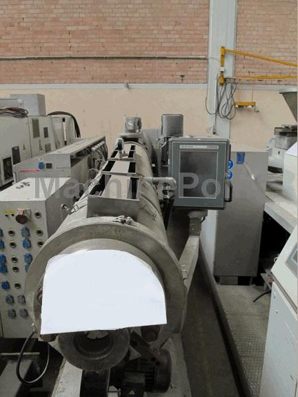 CINCINNATI EXTRUSION - ARGOS 114/28D - Used machine - MachinePoint