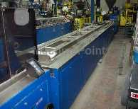 Go to Extrusion line for PVC profiles CINCINNATI EXTRUSION ARGOS 93-APC