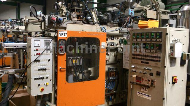 BATTENFELD FISCHER - VK 1-4 - Used machine - MachinePoint