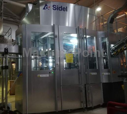 Najnowsze Używana SIDEL, NATE SBO 8/10 Universal, PETBLOK 48/80/10 2011 na FN94