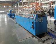Go to Extrusion line for PVC profiles KRAUSS MAFFEI KMD75-26PL