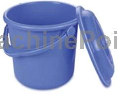 HOME MADE - Big Original Bucket with Lid - Used machine - MachinePoint