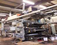 Flexo Printing machines off line - MAF - Orion 1100/6