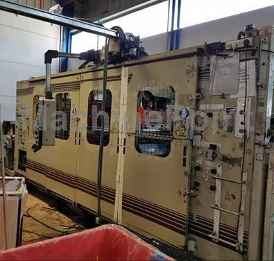Go to Thermoforming machines TFT FCS 720 HS