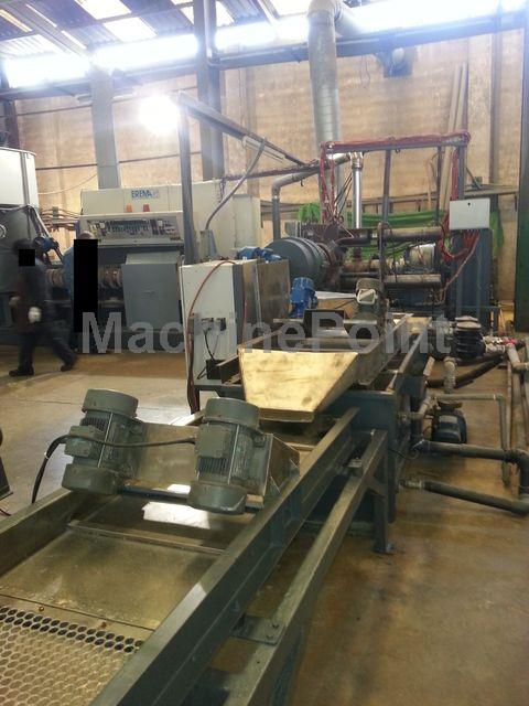 EREMA - RGA 100VE - Used machine - MachinePoint