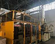 Go to Injection moulding machine for PET preforms HUSKY GL 300 PET P100/110 E120