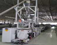 Go to Extrusion line for PVC pipes KRAUSS MAFFEI KMR 75-36 E/R