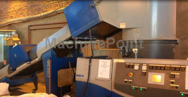EREMA - PC 1000 T - Used machine - MachinePoint