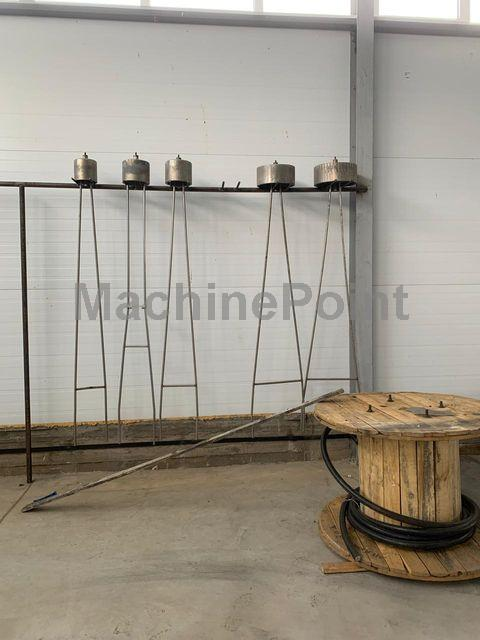 CORELCO - Uniaxial and Biaxially oriented PP net - Maquinaria usada - MachinePoint