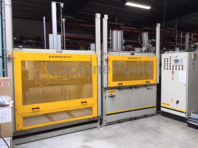 Go to Thermoforming machines MACHINECRAFT  PF-1/900 x 1300/AL