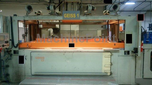 GEISS - DU2650T7 - Used machine - MachinePoint
