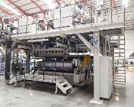 Go to Stretch film extrusion line SML Ecocompact 4up-5layers