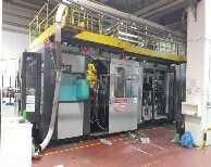Go to Extrusion Blow Moulding machines up to 10L TECHNE 10000-T900