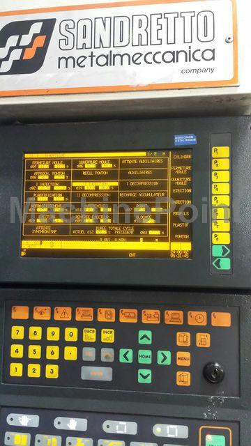SANDRETTO - SMHC1300/11595 SEF 100 - Used machine - MachinePoint