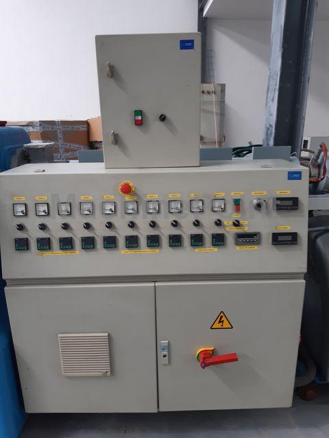 BANDERA - TRA60 LD 50 - Extrusion line PEDB tube coated with foam - Used machine - MachinePoint
