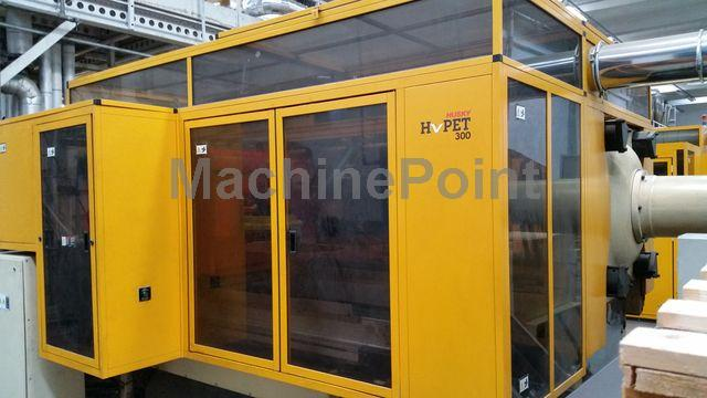 HUSKY - HyPET 300 P100/110 E 120 - Used machine - MachinePoint