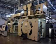 Go to  8 Colours CI Flexo Printing Machines FLEXOTECNICA CHRONOS mod. 100