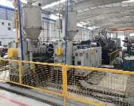 Go to Extrusion line for corrugated pipes DALIAN SUNLIGHT SBZ 1000