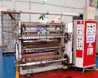 Go to Double-shaft film slitter-rewinders COMEXI KSC 140