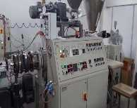 Go to Twin-screw extruder for PVC WIRKBAU Trimec 62-21