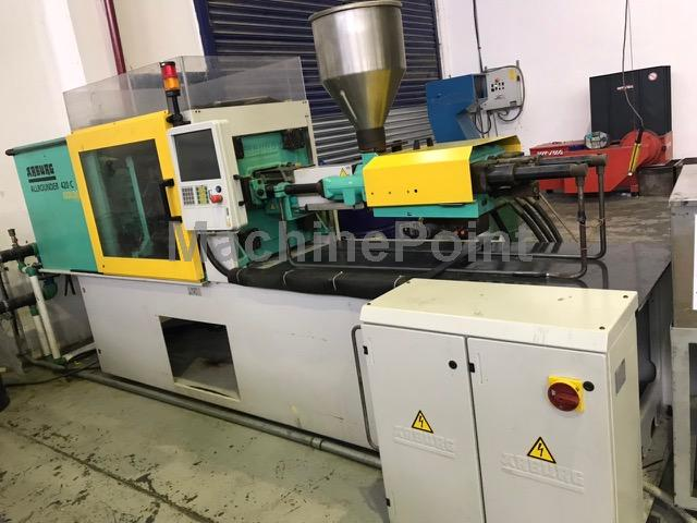 Used ARBURG 420c 1000-290 Golden of 2011 for sale | Machinepoint