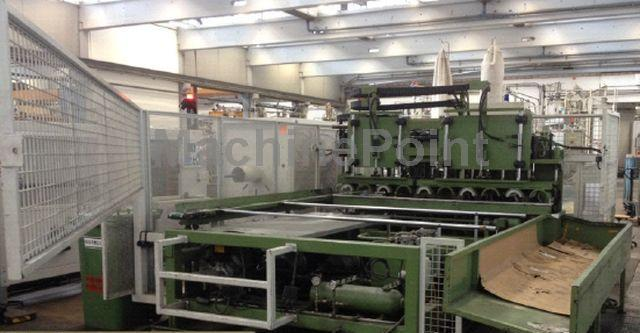 CINCINNATI - 75-160 - Used machine - MachinePoint