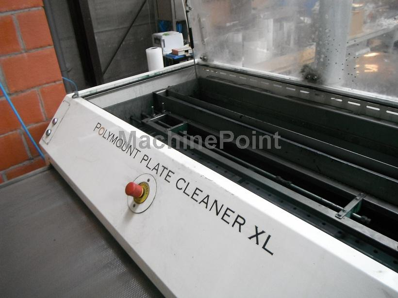 Polymount - Polymount plate cleaner XL  - Used machine - MachinePoint