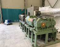Go to Twin-screw extruder for PVC compounds INDUSTRIE GENERALI CGR 130/21D