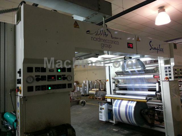 NORD MECCANICA - Simplex SL 1300 - Used machine - MachinePoint