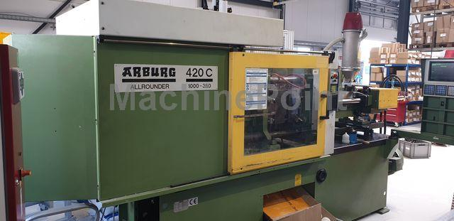 Used ARBURG 420C 1000-350 of 1996 for sale | Machinepoint
