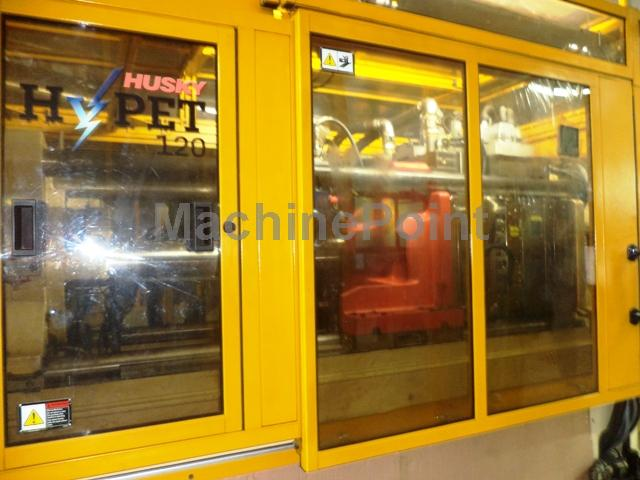 HUSKY - HyPET120 P85/95 E85 - Used machine - MachinePoint