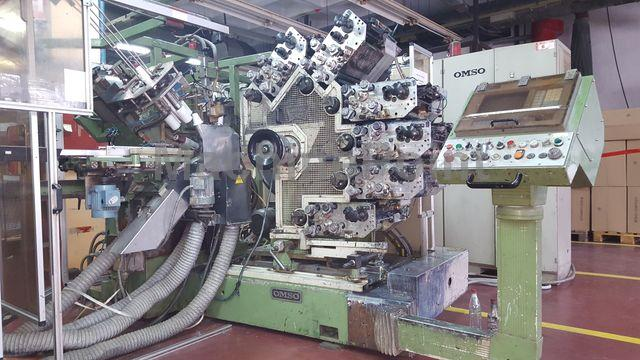 OMSO - DM 185 - Used machine - MachinePoint