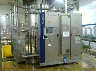 Go to Pasteurizer for liquids KRONES VarioFlash