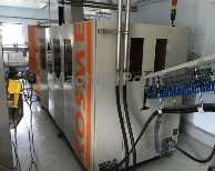 Go to Complete PET filling line for sparkling water KOSME Isoblock NH 24/24/6