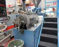 Go to Extrusion line for PVC profiles BAUSANO MD2/66c19-HK