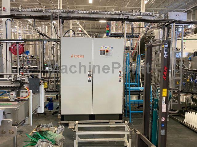 KOSME - Isoblock filler rinser and capper - Macchina usata - MachinePoint