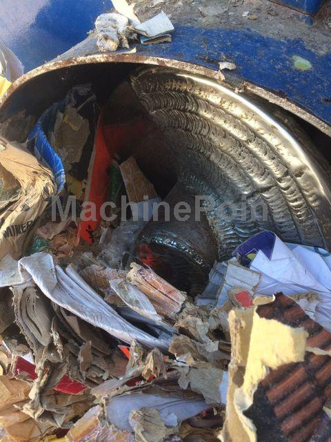 H&G (SCREW COMPACTOR) - HG/SV 11 (Screw compactor) - Used machine - MachinePoint