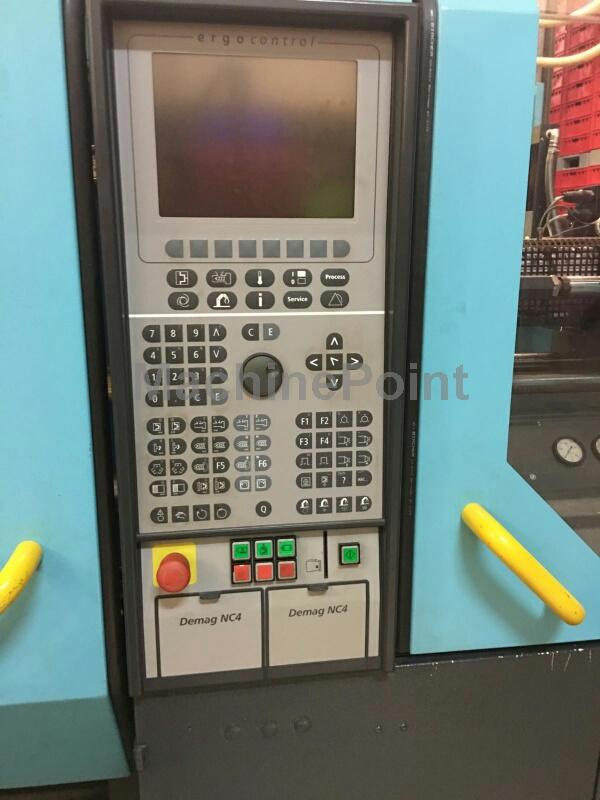 DEMAG - ET 250-1450 System NC 4 - Used machine - MachinePoint