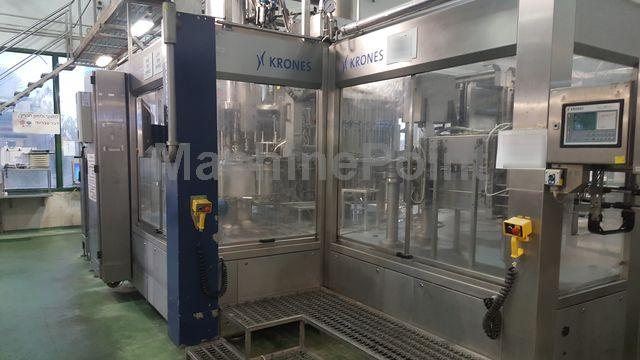 KRONES AG - SENSOMETIC VP-GL-PET 2.160-60-113 - Used machine - MachinePoint