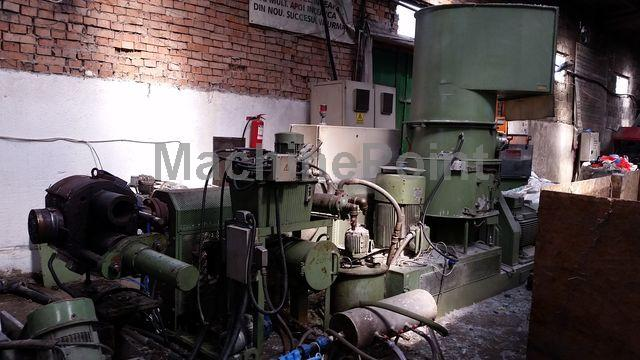 EREMA - RGA 70TE - Used machine - MachinePoint