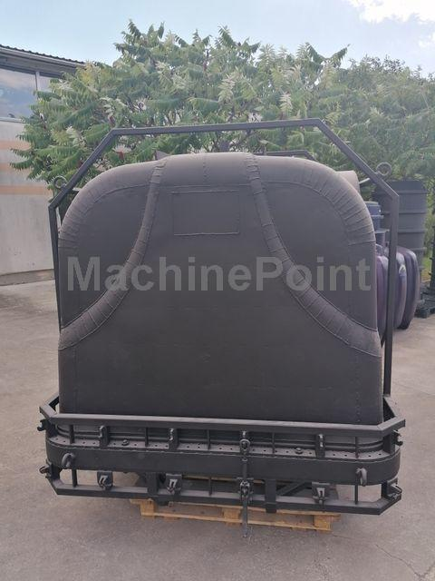 SEBICO - Waste container mould - Macchina usata - MachinePoint