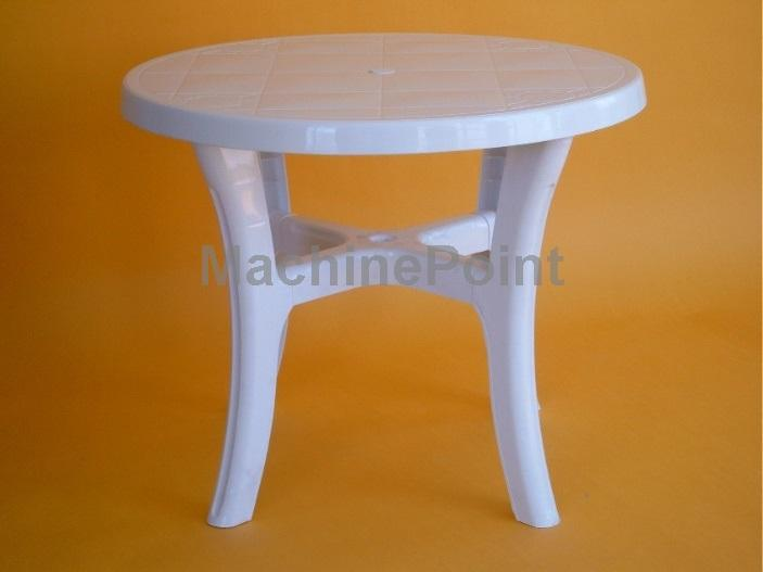 HOME MADE - Round Table Set - Used machine - MachinePoint