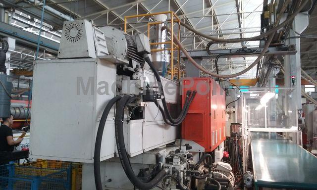 Go to 4. Injection molding machine from 1000 T MIR RMPE 1200