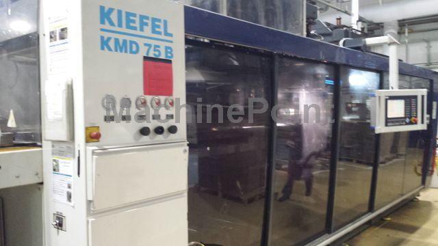 Go to Thermoforming machines KIEFEL KMD 75B
