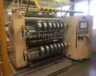Go to Double-shaft film slitter-rewinders EUROMAC TB 3.08