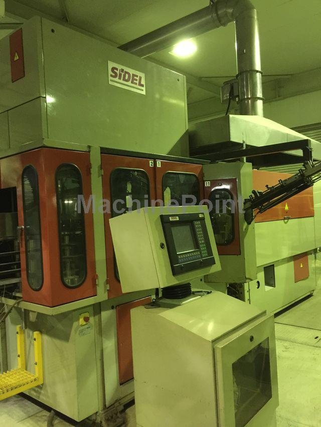 Go to Stretch blow moulding machines SIDEL SBO 6/10 Series 1