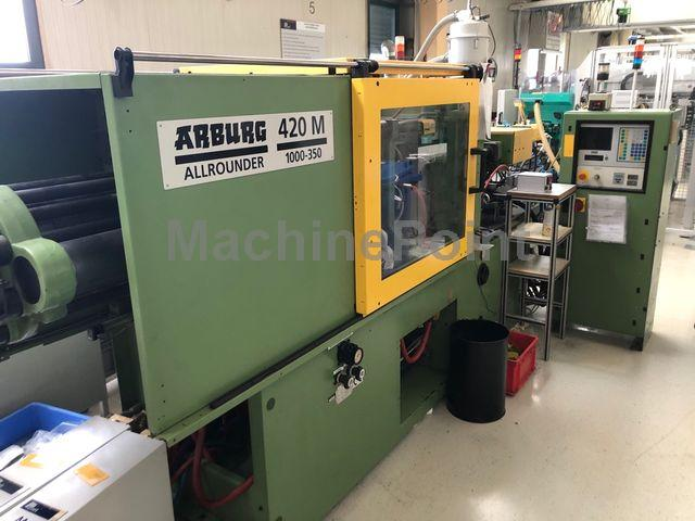 Used ARBURG 420 M 1000-350 of 1998 for sale | Machinepoint