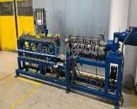 Go to Extrusion line for corrugated pipes EXTRUDEX  FRÄNKISCHE ROHRWERKE FC14-120